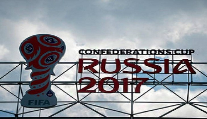 Rusiyada Konfederasiyalar Kuboku başlanır