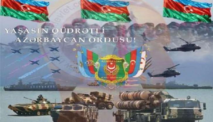 Azərbaycan ordusu genişmiqyaslı təlimlərə çıxır