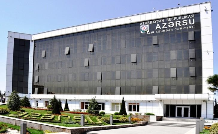 """Buzovna sakinləri """"Azərsu""""nun qarşısında aksiya keçiriblər-"""