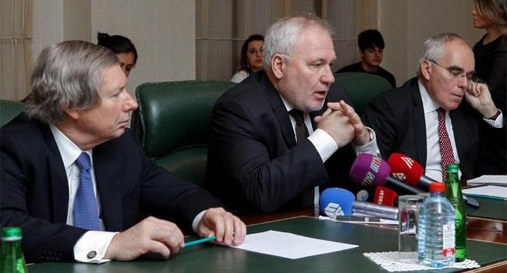 Minsk qrupunun həmsədrləri regiona səfərin yekunları haqda-