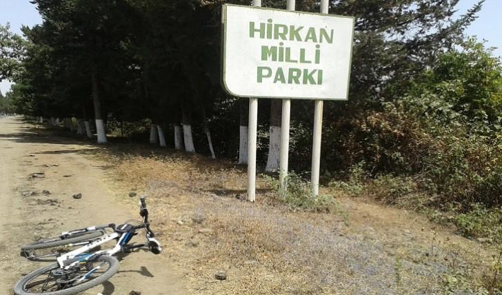 Hirkan Milli Parkı ilə bağlı şikayət təsdiqini tapmayıb