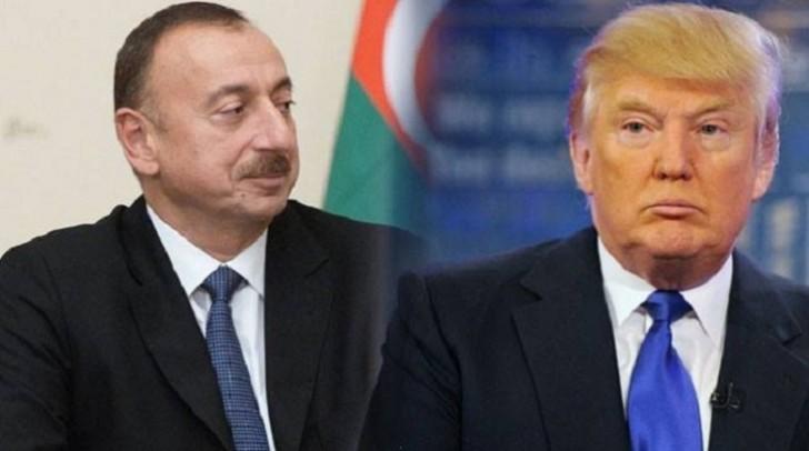 İlham Əliyev Donald Trampa təbrik göndərdi