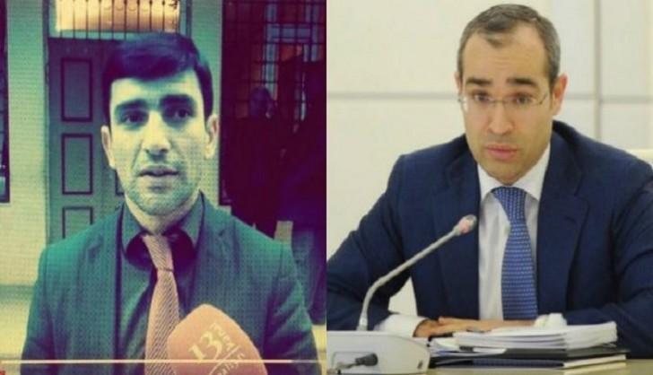 Baş redaktor Mikayıl Cabbarovdan prokurorluğa şikayət etdi-