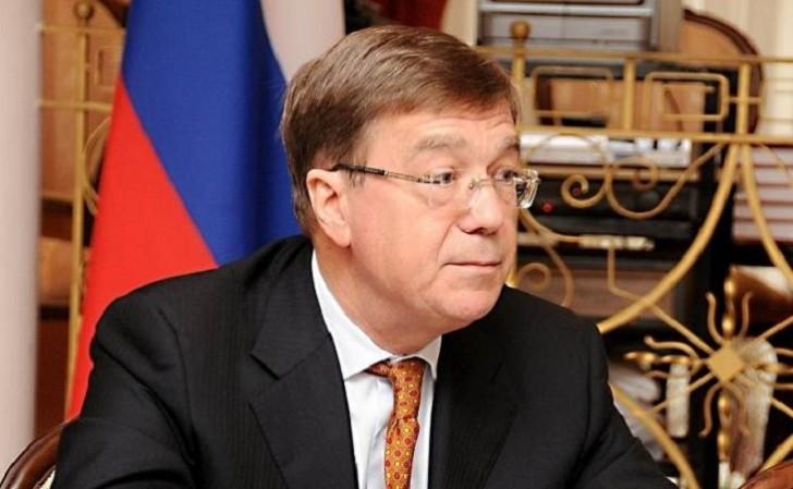 Rusiya səfiri Azərbaycan diaspor təşkilatının bağlanması haqda