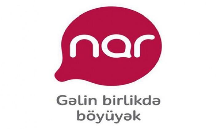 """""""Nar"""" sosial şəbəkələrdəki abunəçi sorğularında 100%-lik nəticə göstərib"""