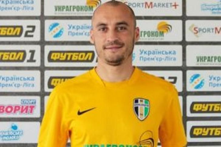Azərbaycan millisinin futbolçusu Ukrayna klubuna keçib