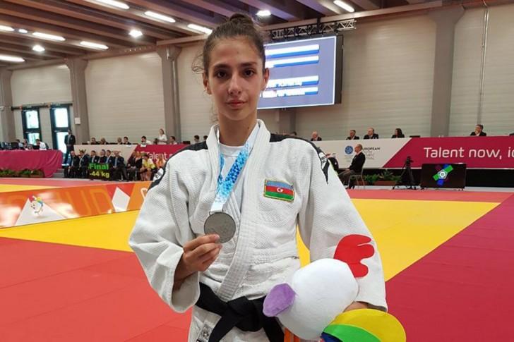 """""""Judo Club-2012""""nin yetirməsi Avropadan medalla qayıtdı"""