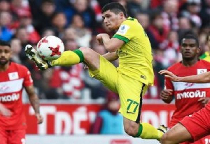 """Moskva """"Spartak""""ının futbolçusu Azərbaycan millisində çıxış edə bilər"""