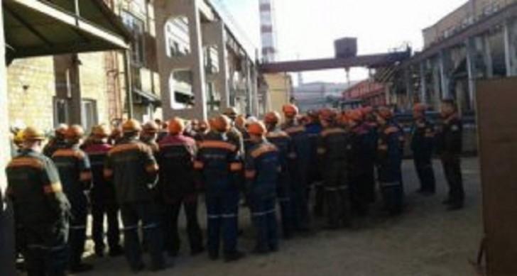 """Azərbaycan """"Evrascon""""unun işçiləri Moldovada aksiya keçirdilər"""