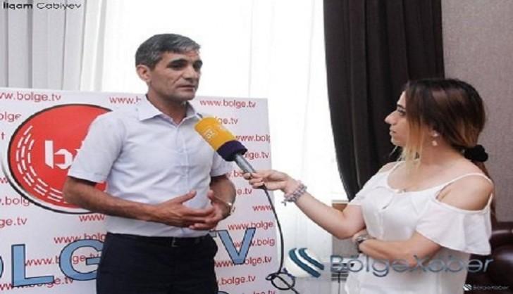 """""""Bolge.tv""""nin direktoru Vasif Turan səhhətilə əlaqədar vəzifəsindən istefa verdi"""