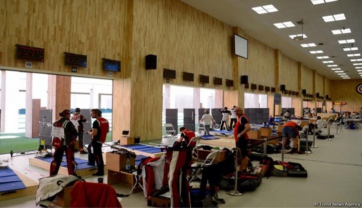 Bakıda atıcılıq üzrə Avropa çempionatının 13-cü günü başladı