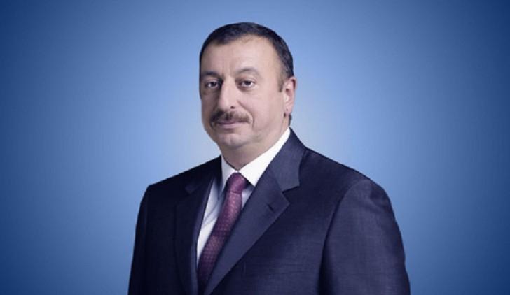 İlham Əliyev Balakənə gedib