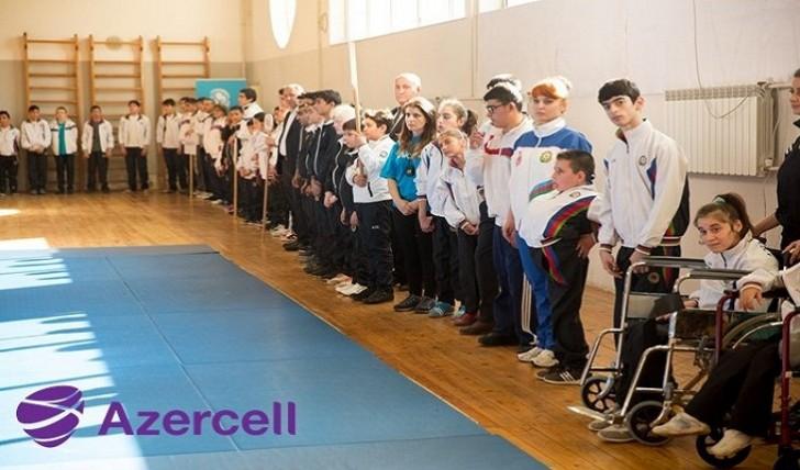Uşaq paralimpiyaçıları beynəlxalq turnirdə
