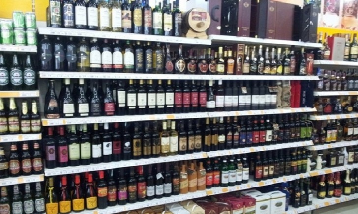 Ukraynada spirtli içkilər bahalaşdı
