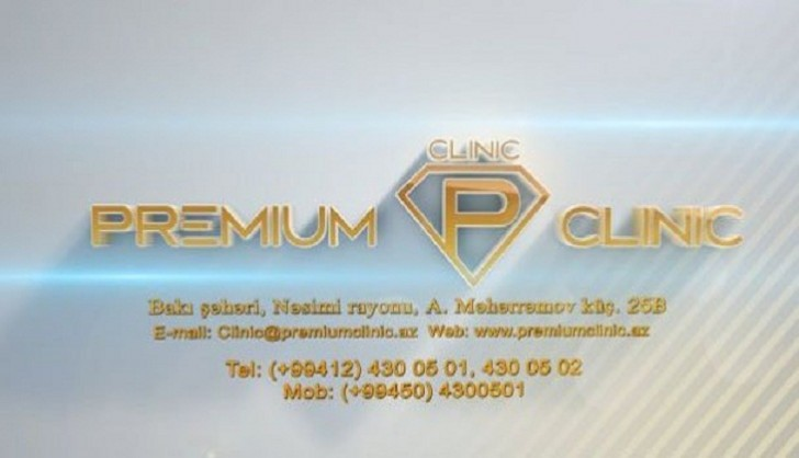 """""""Premium Clinic""""in baş həkimindən Baş prokurora şikayət"""