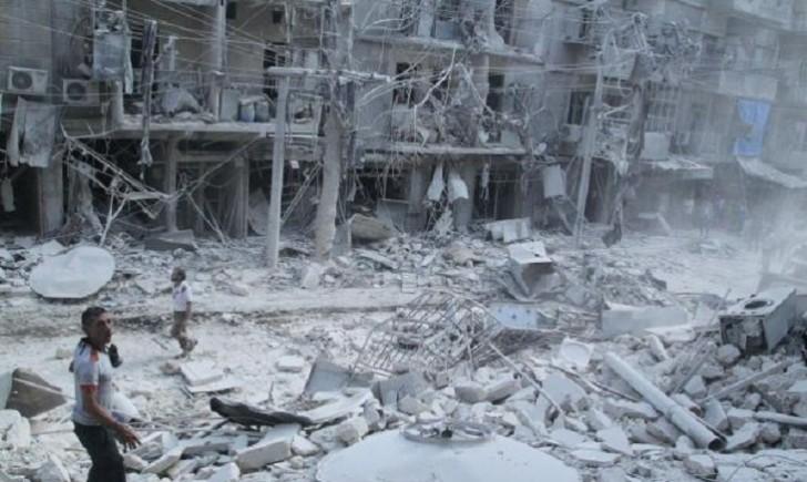 Suriya ordusu Hələbi İŞİD-çilərdən tam təmizlədi