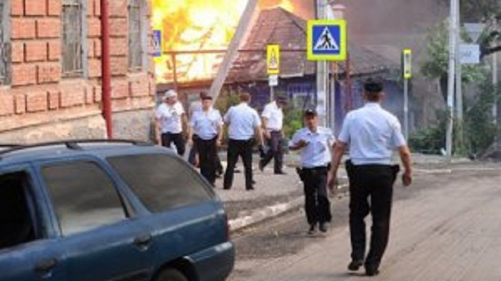 Rostovda fövqəladə vəziyyət elan edildi