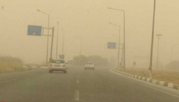 Sutka ərzində havadakı toz-duman çəkiləcək