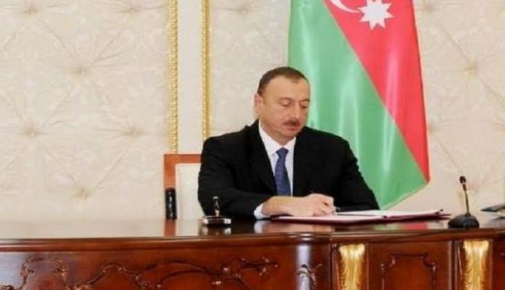 Prezident Müəllif Hüquqları Agentliyini ilə bağlı fərman imzalayıb