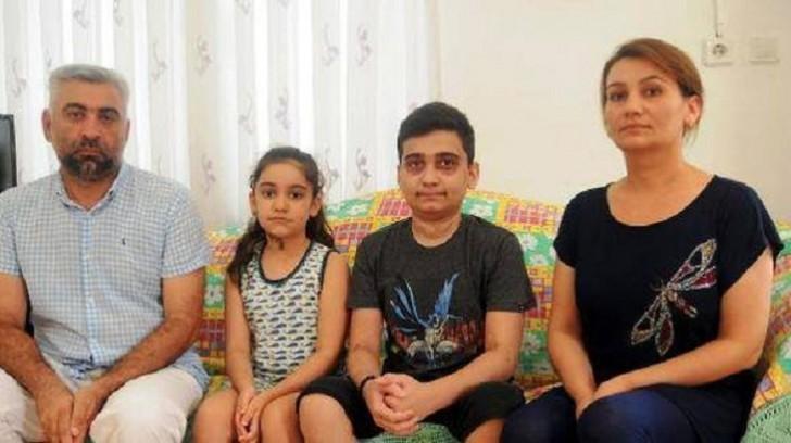 Anasının iliyi sayəsində Türkiyədə ölümdən döndü,