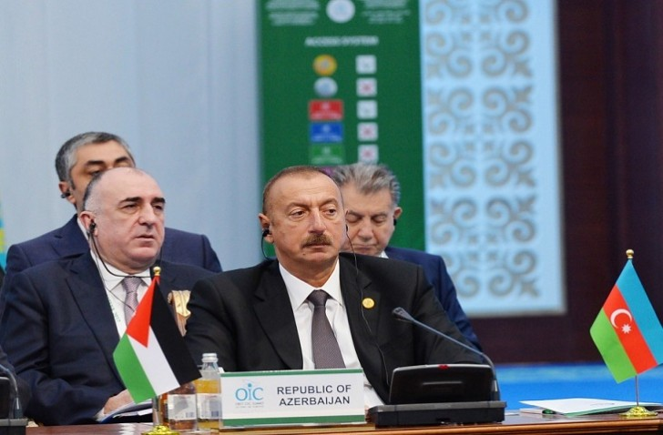 Azərbaycan prezidenti Myanmadakı qətliamı pislədi