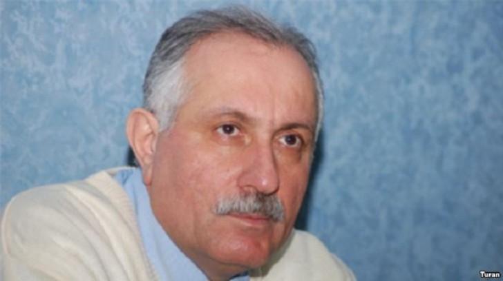 Mehman Əliyev azadlığa çıxdı