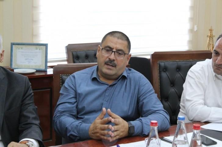 SMPDK yanında İctimai Şuraya seçkilərin keçirilməsi üzrə Seçki Komissiyasının iclası keçirilib