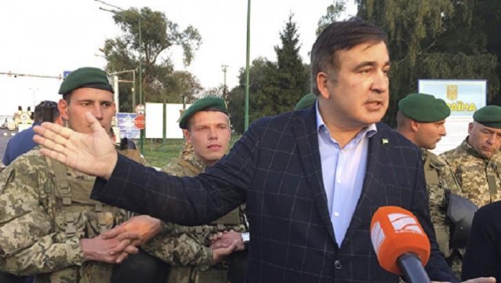 Saakaşvili Ukraynada qaldığı oteldən yoxa çıxıb