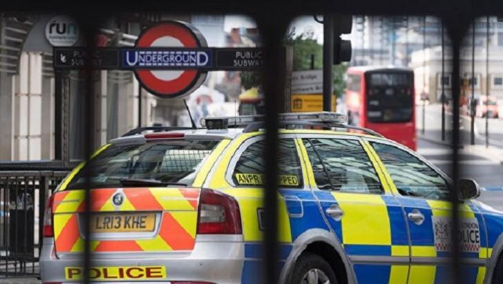 London metrosunda partlayış baş verib