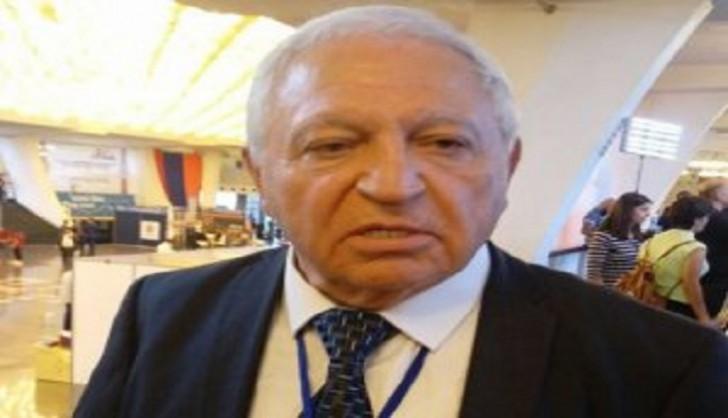 "Erməni ictimai xadim Sarkisyanı ""oğru"" adlandırdı"