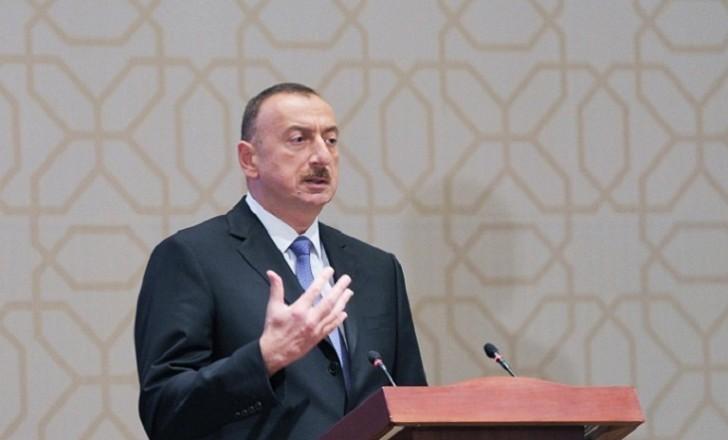 İlham Əliyev BMT-nin Baş Qərargahında ümumi müzakirələrin açılışında iştirak edib