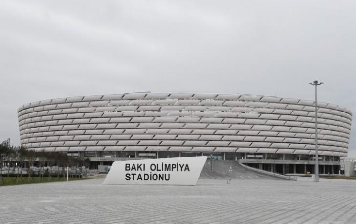 UEFA Avropa Liqasının final oyunu Bakıda keçiriləcək