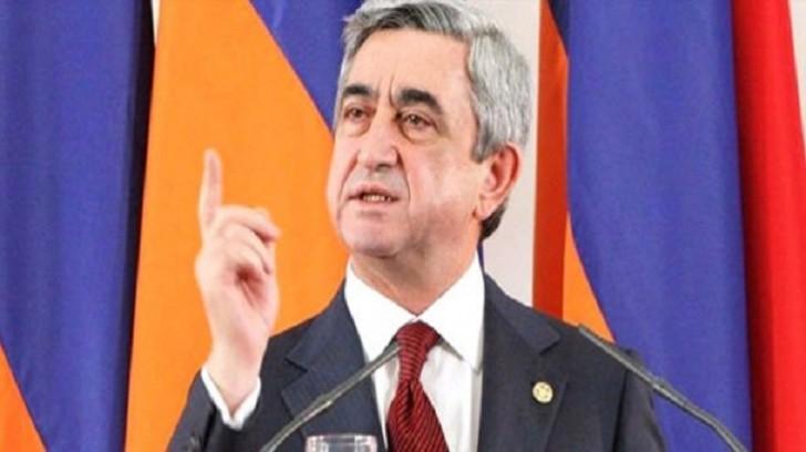 Serj Sarkisyan Nyu Yorkdan hədələdi: