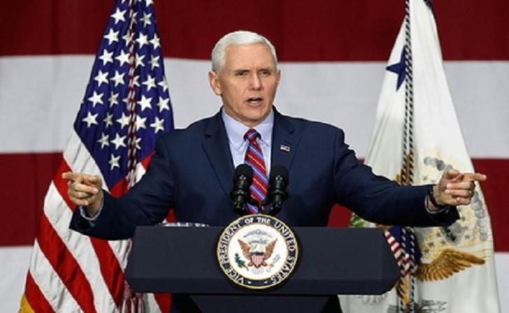 """ABŞ-ın vitse-prezidenti Rusiyanı """"dünya üçün əsas təhlükə"""" adlandırdı"""