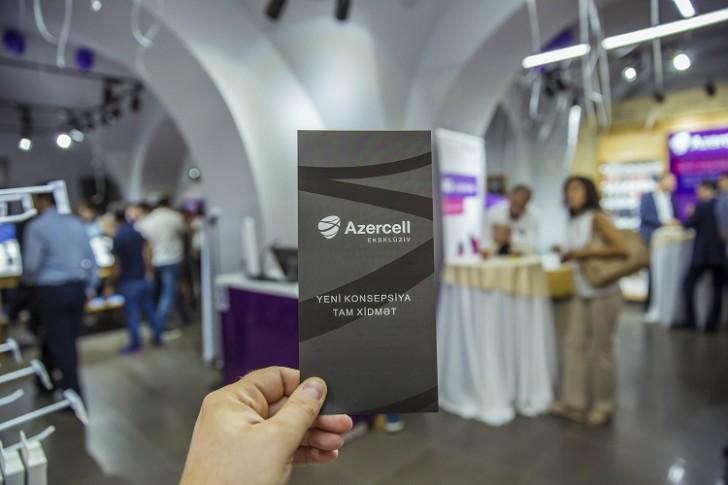 Azercell-dən daha bir yenilik: