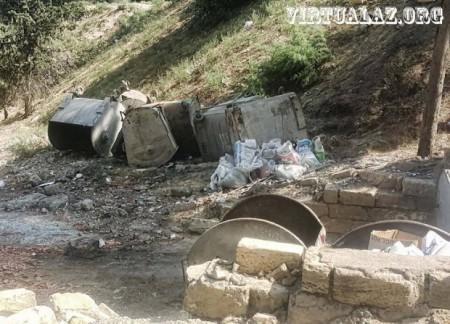 Nəsimi rayonunda antisanitar vəziyyətdən sakinlər şikayət edir