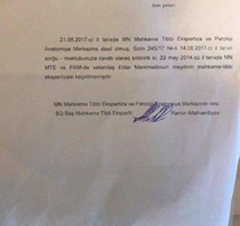 """Biznesmenin oğlu, """"Mercedes GL"""", yüksək sürət və polkovnikin ölümü..."""