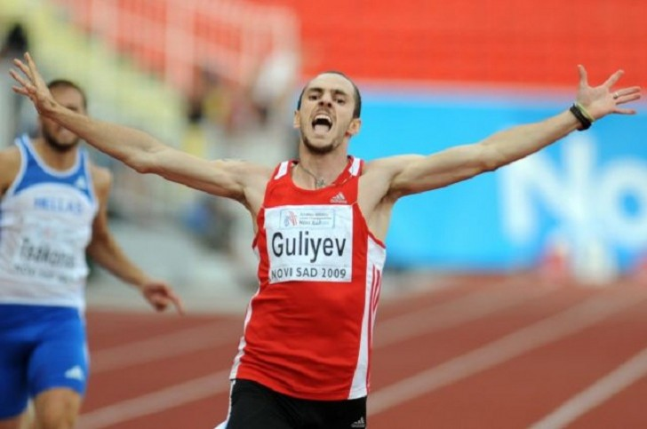 Ramil Quliyev Avropanın ən yaxşı kişi atletləri sırasında