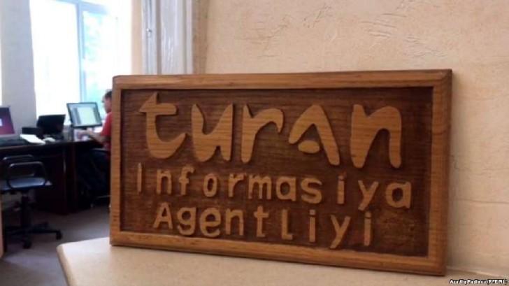 """""""Turan"""" informasiya agentliyinin hesabları yenidən donduruldu"""