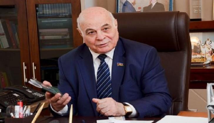 Deputat Ağacan Əbiyev: