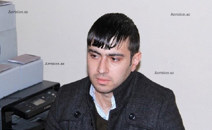 """Dilqəm Əsgərovun oğlu """"Qırmızı Xaç""""a çağırıldı:"""