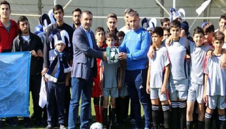 Bakı Autizm Klubu «Qarabağ»ın qonağı oldu