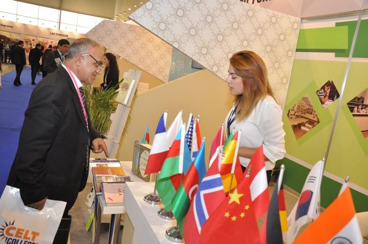 ADU XI Azərbaycan beynəlxalq təhsil sərgisində təmsil olunub-