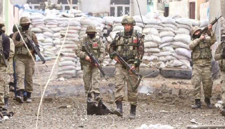 Türkiyədə Suriyada hərbi əməliyyatlara başlayır