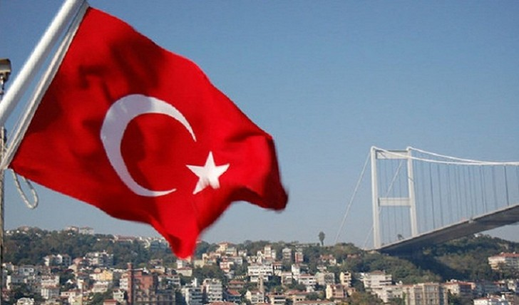 Türkiyədə güclü partlayış olub-