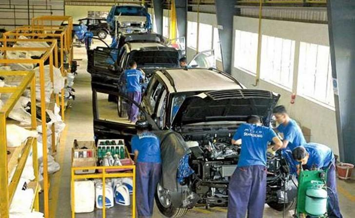 Dekabrda Neftçalada avtomobil istehsalına başlanacaq