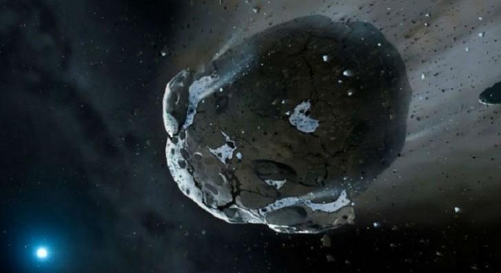 Sabah Yerin yaxınlığından asteroid keçəcək