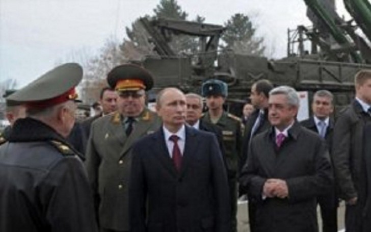 Rusiya müasir silahlar almaq üçün Ermənistana 100 milyon dollar kredit verəcək