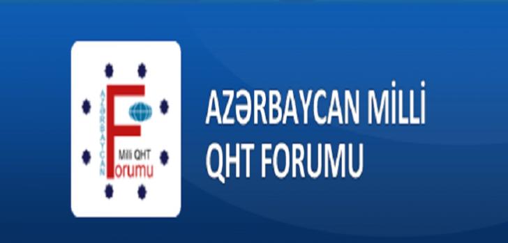 Milli QHT Forumu dəyirmi masa keçirəcək
