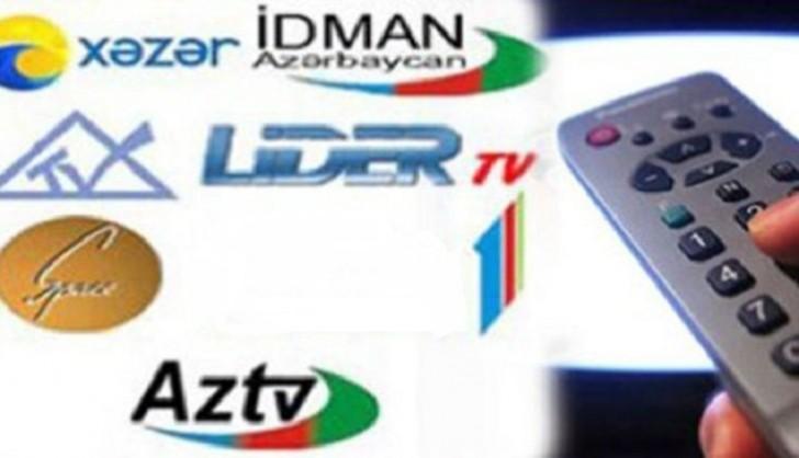 Azərbaycanda TV və radio yayımı dayandırılacaq-